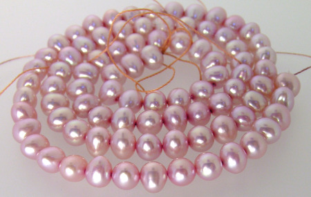 4.5-5.0mm Pink Pearls
