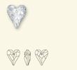 6240 Wild Heart Pendant